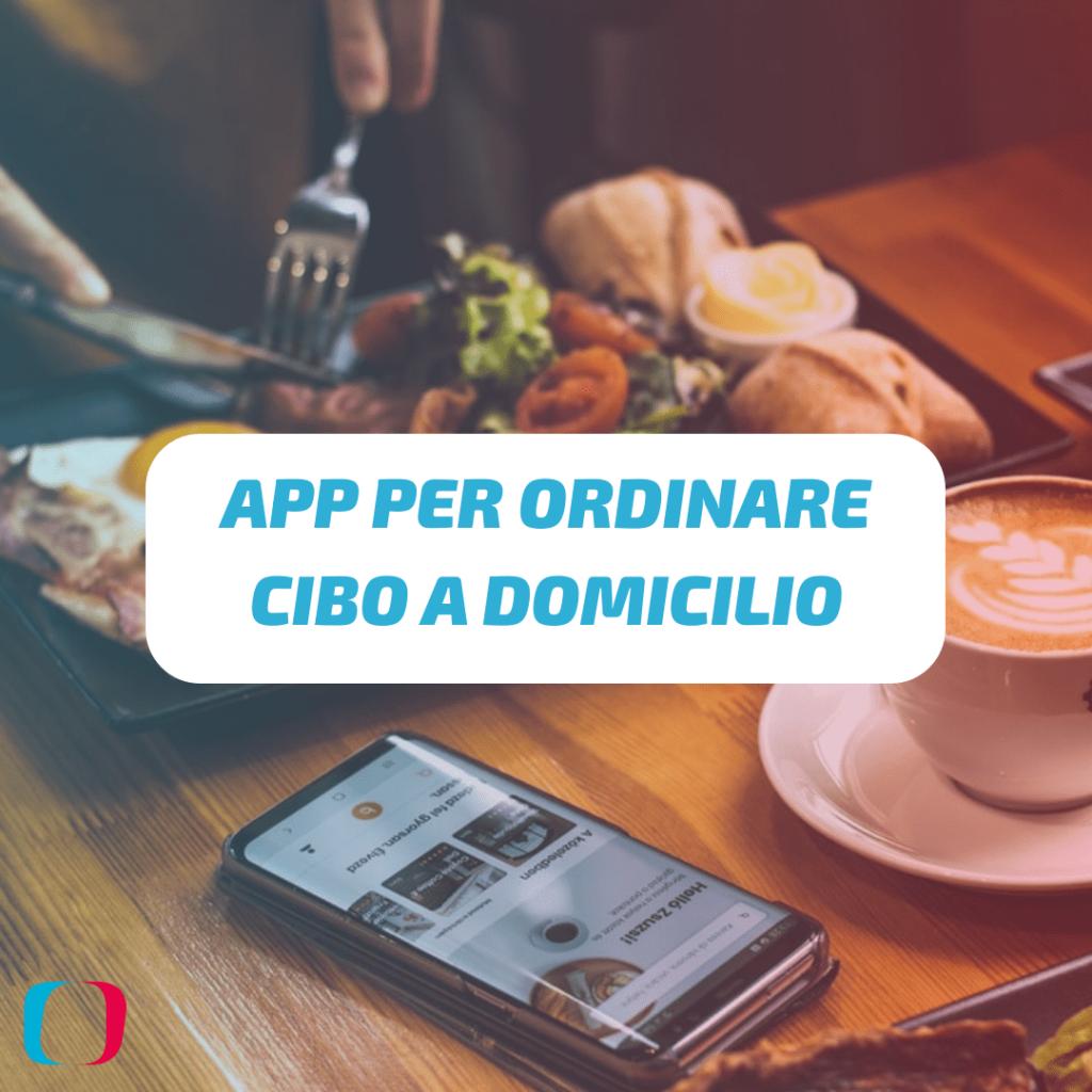 Le migliori app per ordinare da mangiare online - Ticinocom