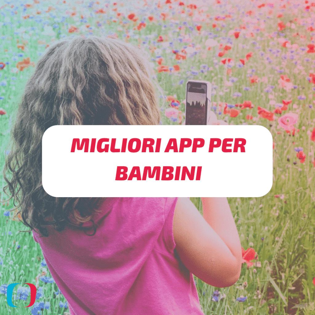 Migliori App per Bambini
