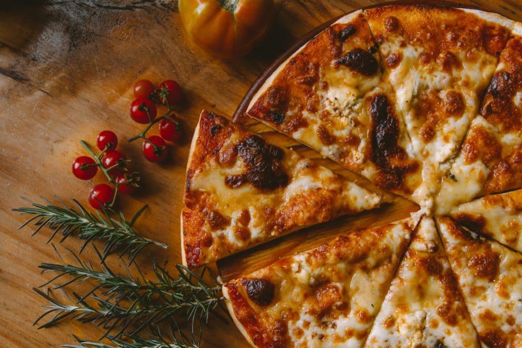 Chi ha inventato la pizza?