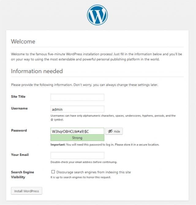 Come creare un negozio online? Con WordPress